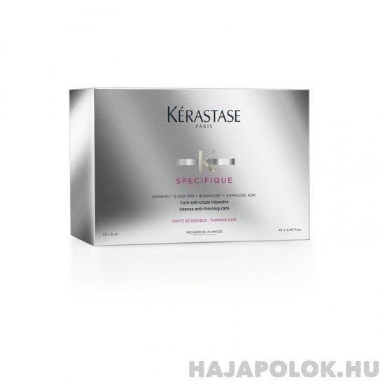 Kérastase Spécifique Aminexil hajhullás elleni kezelés 42x6 ml
