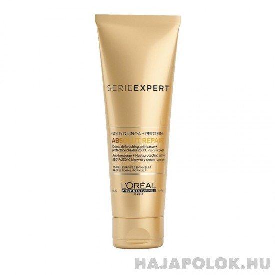 L'Oréal Professionnel Série Expert Absolut Repair Gold Quinoa+Protein hővédő krém 125 ml