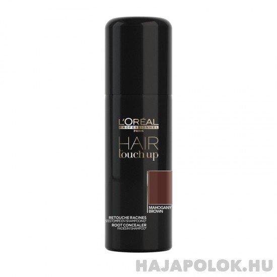 L'Oréal Professionnel Hair Touch up spray - mahagóni barna 75 ml