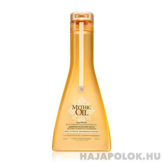 L'Oréal Professionnel Mythic Oil sampon normál és vékonyszálú hajra 250 ml