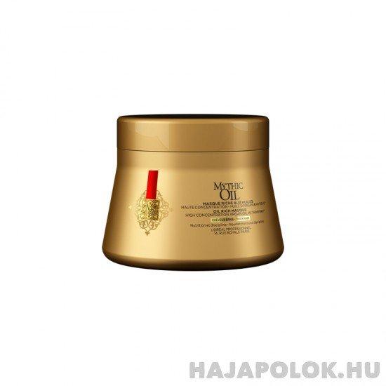L'Oréal Professionnel Mythic Oil hajmaszk vastagszálú hajra 200 ml