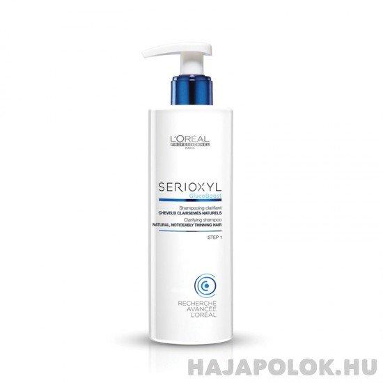 L'Oréal Professionnel Serioxyl sampon természetes hajra 250 ml