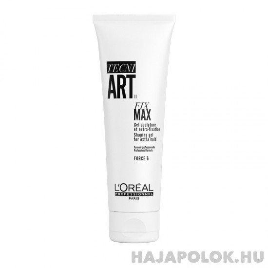 L'Oréal Professionnel Tecni.Art Fix Max erős zselé 200 ml