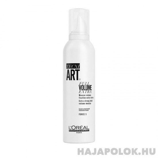 L'Oréal Professionnel Tecni.Art Volume Full Volume Extra fixáló hab 250 ml