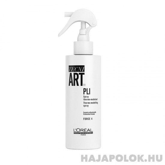 L'Oréal Professionnel Tecni.Art Pli Shaper hőre fixáló spray 190 ml