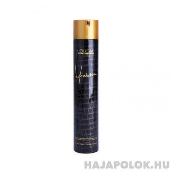 L'Oréal Professionnel Infinium hajlakk extra erős tartással 500 ml