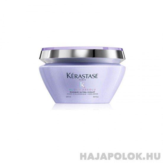 Kérastase Blond Absolu Masque Ultra-Violet hajmaszk 200 ml