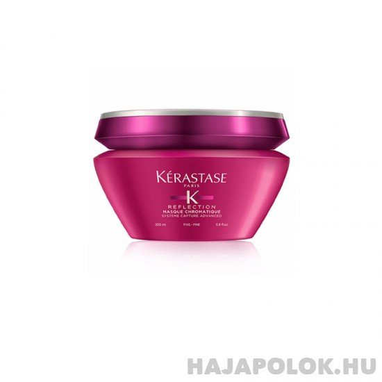 Kérastase Reflection Masque Chromatique Fine Hair hajmaszk 200 ml