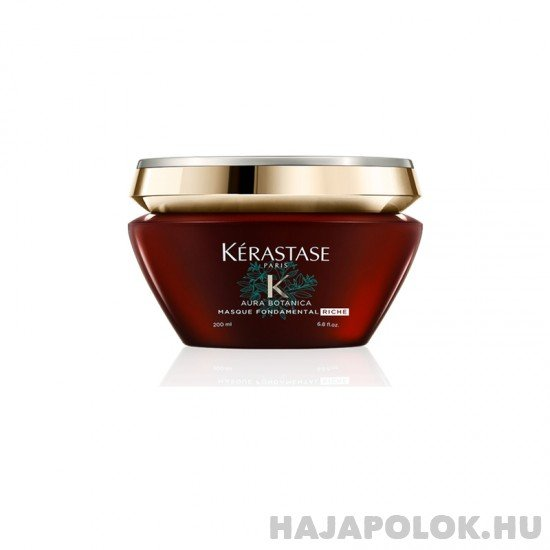 Kérastase Aura Botanica Masque Fondamental Riche hajmaszk 200 ml