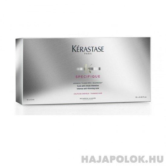 Kérastase Spécifique Aminexil hajhullás elleni kezelés 10x6 ml