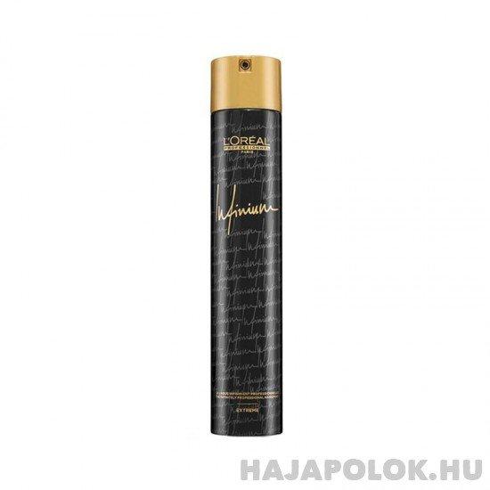 L'Oréal Professionnel Infinium hajlakk extrém erős tartással 500 ml