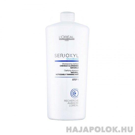 L'Oréal Professionnel Serioxyl sampon természetes hajra 1000 ml