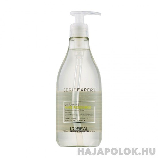 L'Oréal Professionnel Serie Expert Pure Resource sampon zsíros hajra 500 ml