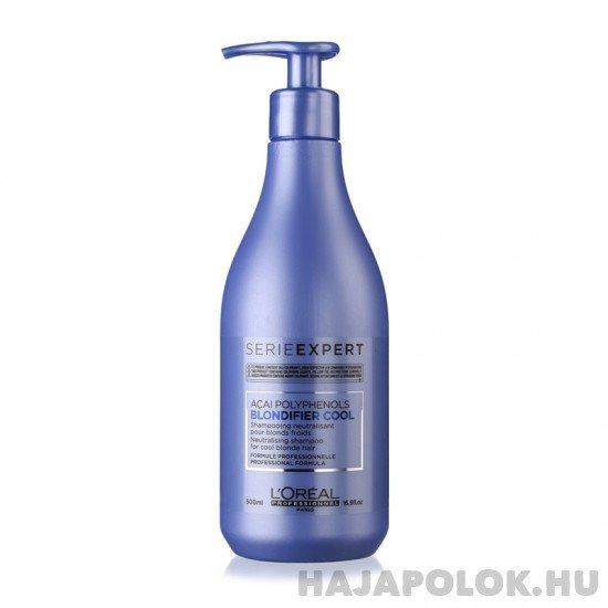 L'Oréal Professionnel Serie Expert Blondifier Cool sampon 500 ml