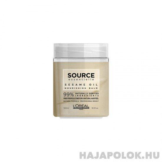 L'Oréal Professionnel Source Essentielle Nourishing hajmaszk 500 ml