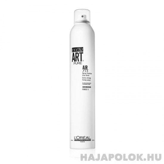 L'Oréal Professionnel Tecni.Art Air Fix Pure hajlakk 400 ml