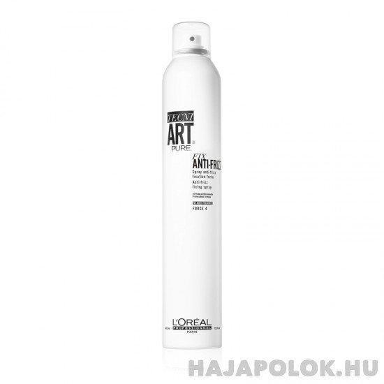 L'Oréal Professionnel Tecni.Art Fix Anti Frizz Pure párataszító hajlakk 400 ml