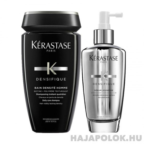 Kérastase Densifique Homme sampon+spray csomag