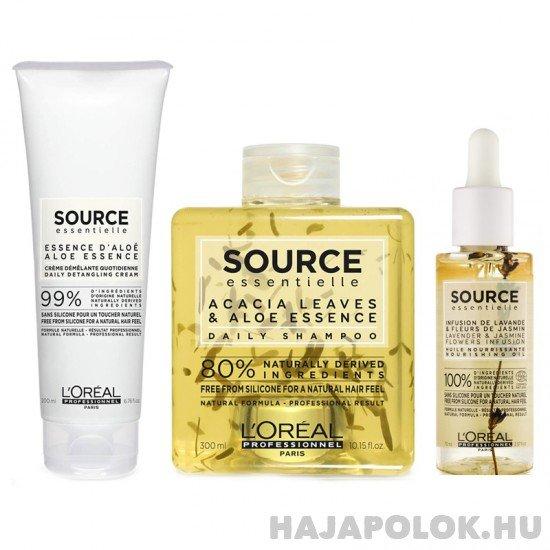 L'Oréal Professionnel Source Essentielle három darabos csomag