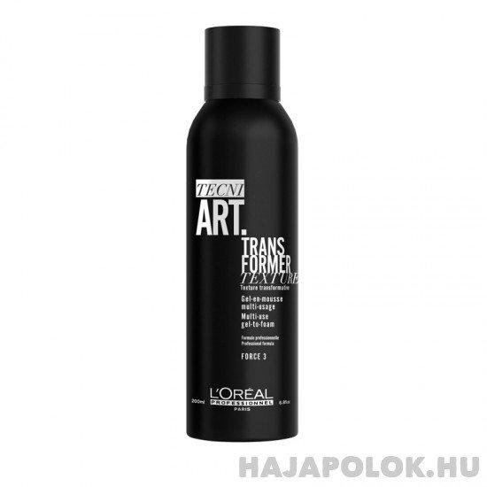 L'Oréal Professionnel Tecni.Art Transformer Gel gél hab 150 ml
