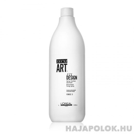 L'Oréal Professionnel Tecni.Art Fix Design fixáló spray 1000 ml