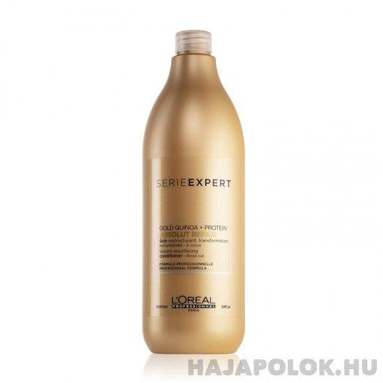 L'Oréal Professionnel Série Expert Absolut Repair Gold Quinoa+Protein kondícionáló 1000 ml