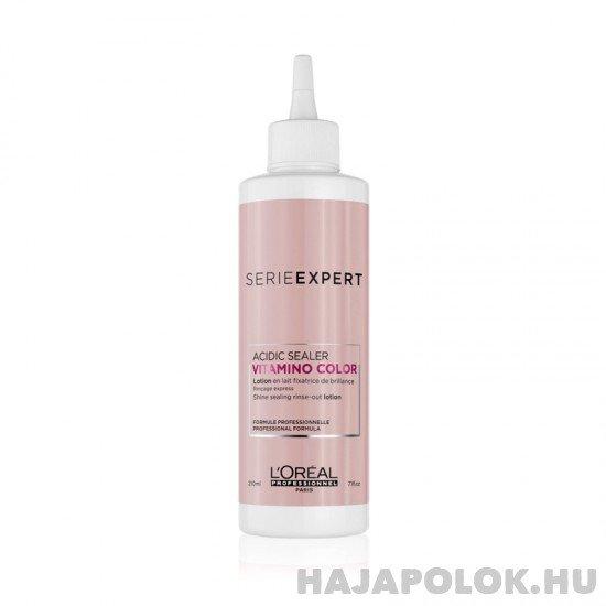 L'Oréal Professionnel Série Expert Vitamino Color Acidic Sealer lotion 210 ml