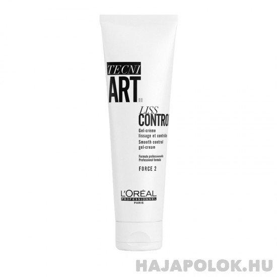 L'Oréal Professionnel Tecni.Art Liss Control hajsimító krém 150 ml