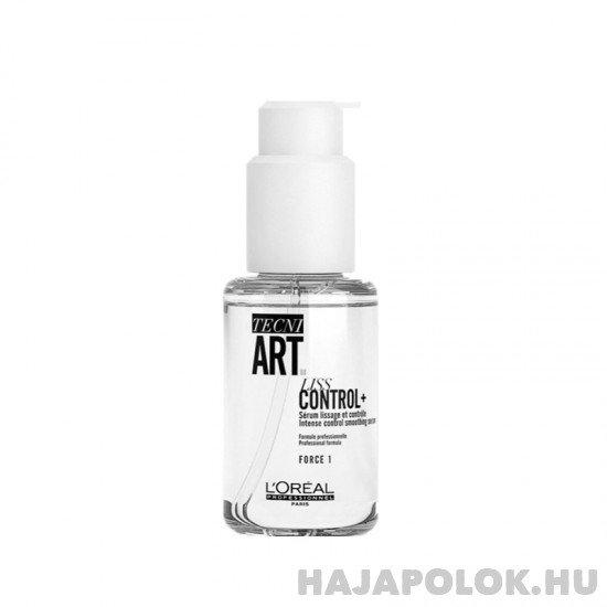 L'Oréal Professionnel Tecni.Art Liss Control hajsimító szérum 50 ml