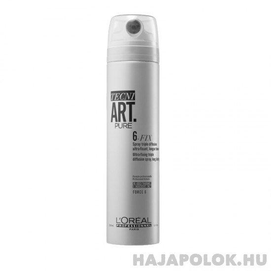 L'Oréal Professionnel, Tecni.Art, 6-Fix, hajlakk, haformázó