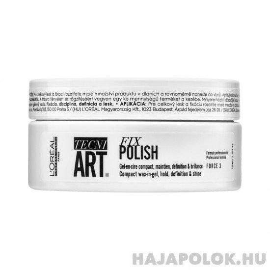 L'Oréal Professionnel Tecni.Art Fix Polish wax 75 ml