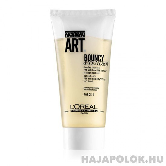 L'Oréal Professionnel Tecni.Art Dual Stylers Bouncy & Tender zselé 150 ml