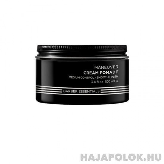Redken Brews Maneuver Cream Pomade hajformázó pomádé 100 ml