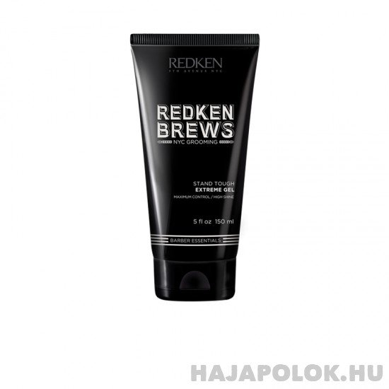 Redken Brews Stand Tough extra erős gél 150 ml