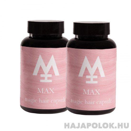 Magic Hair MAX hajnövesztő kapszula 2 havi adag (60 db)