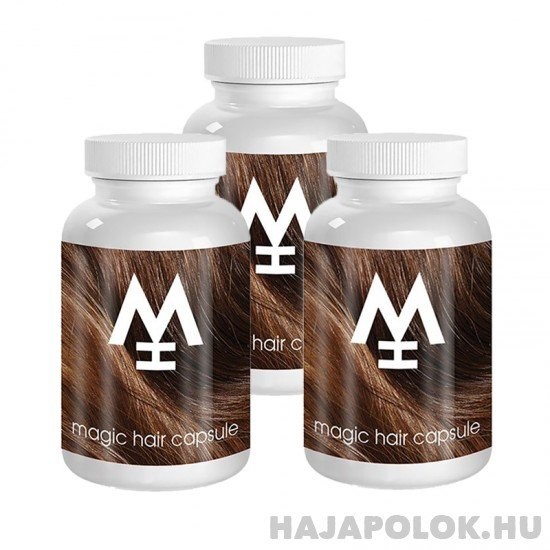 Magic Hair hajnövesztő vitamin kapszula 3 havi adag (90 db)