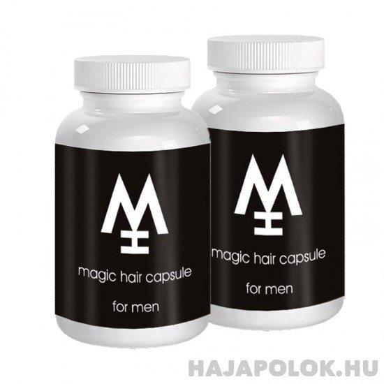 Magic Hair for men hajnövesztő vitamin kapszula férfiaknak 2 havi adag (60 db)