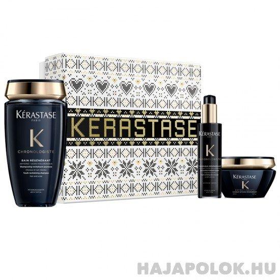Kérastase Chronologiste karácsonyi csomag hajmaszkkal