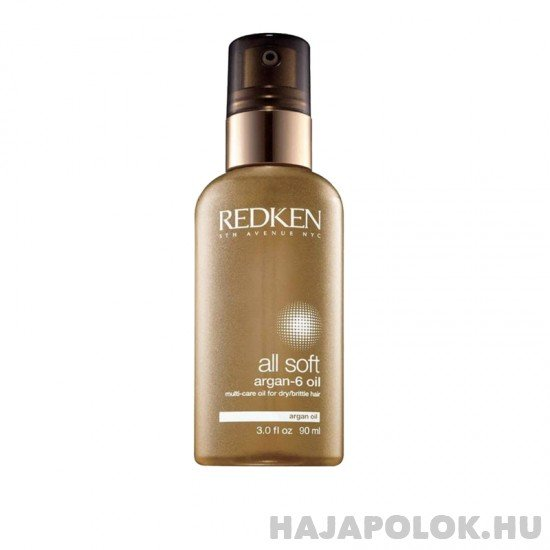 Redken All Soft Argan-6 Oil hajolaj 90 ml