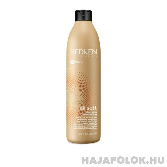 Redken All Soft sampon 500 ml