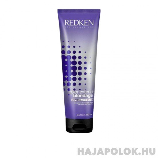 Redken Color Extend Blondage Express Anti-brass hajmaszk 250 ml