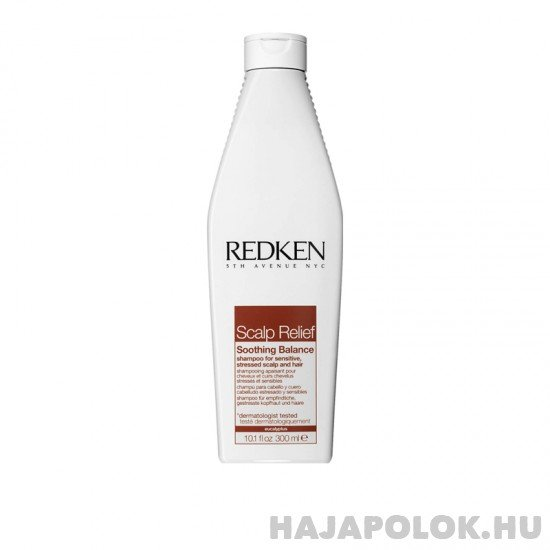 Redken Scalp Relief Soothing Balance sampon érzékeny fejbőrre 300 ml