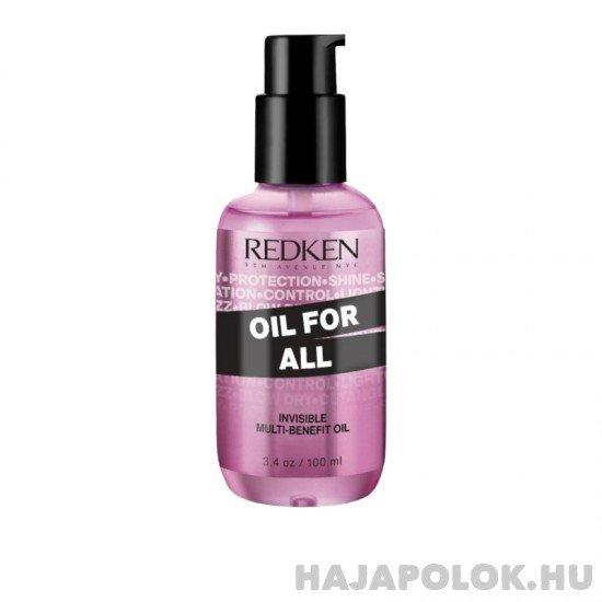 Redken Oil For All hajolaj 100 ml