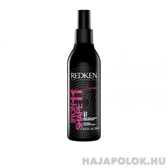Redken Iron Shape 11 hővédő spray 250 ml