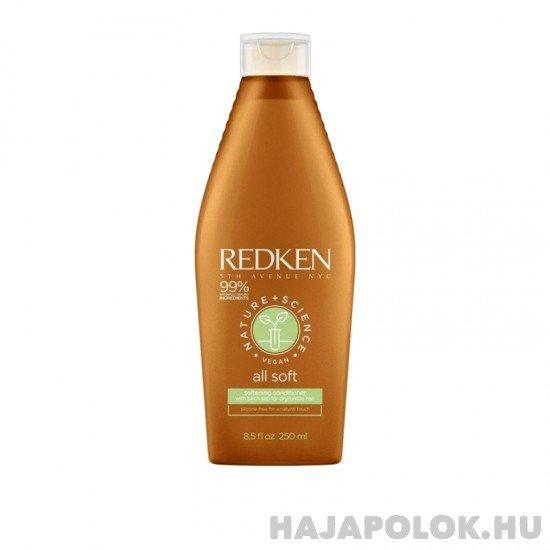 Redken N+S All Soft kondicionáló 250 ml