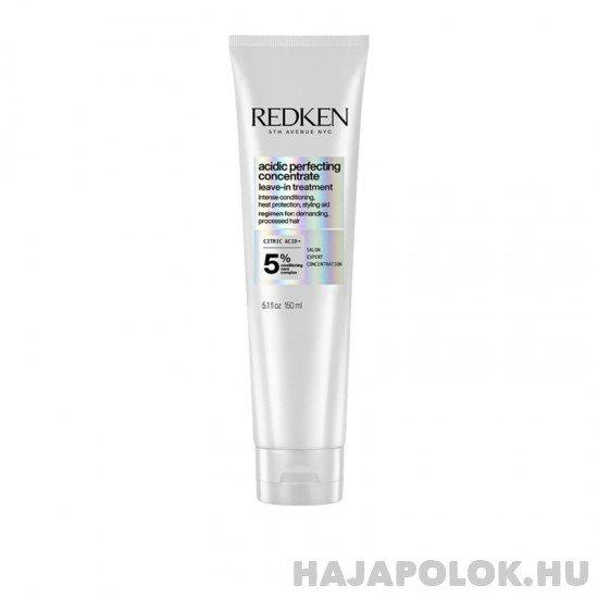 Redken Acidic Bonding Concentrate hajban maradó ápoló 150 ml