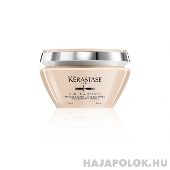 Kérastase Curl Manifesto Masque Beurre Haute Nutrition hajmaszk 200 ml
