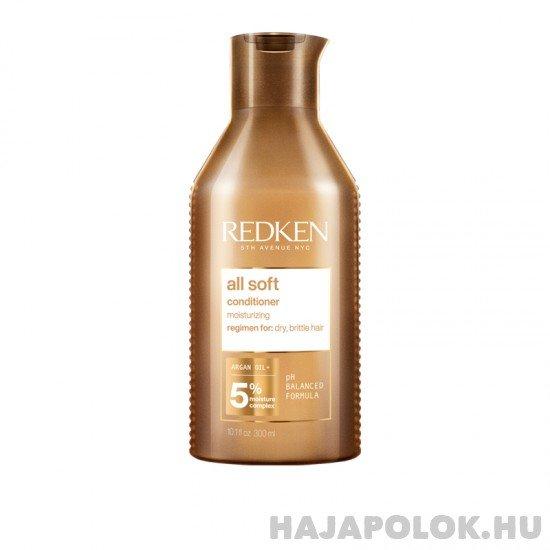 Redken All Soft kondicionáló 300 ml