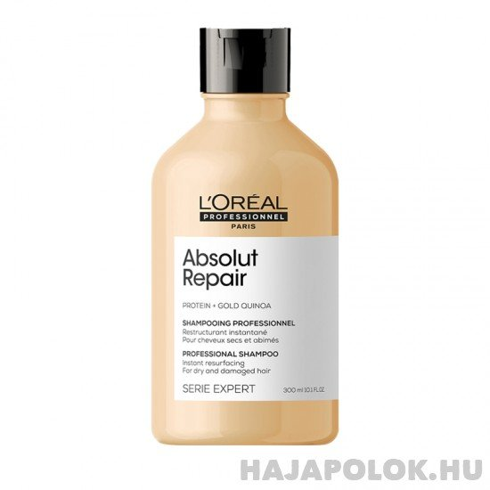L'Oréal Professionnel Série Expert Absolut Repair Gold Quinoa+Protein sampon 300 ml