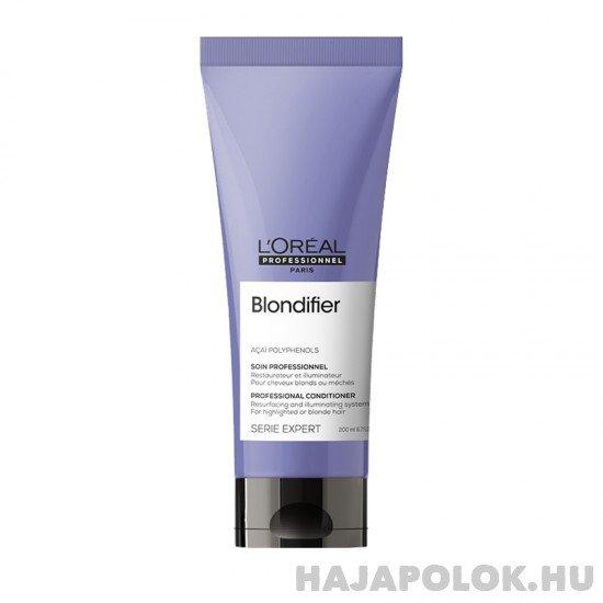 L'Oréal Professionnel Serie Expert Blondifier kondícionáló szőke hajra 200 ml